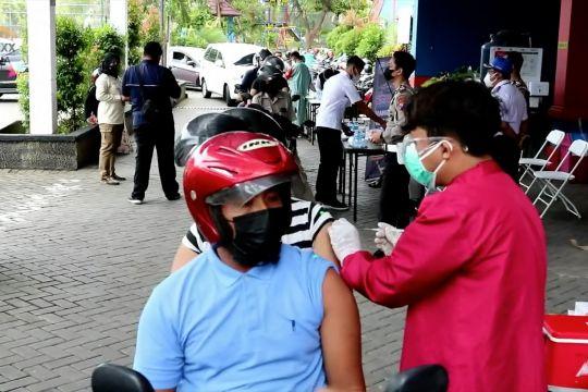 Kemudahan layanan vaksinasi dari Polresta Malang Kota