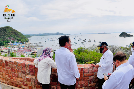 Presiden sebut Labuan Bajo siap sambut wisatawan