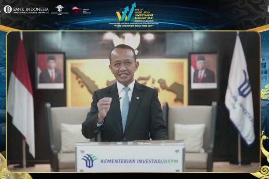 Menteri Investasi sebut Jawa Barat provinsi paling diminati investor