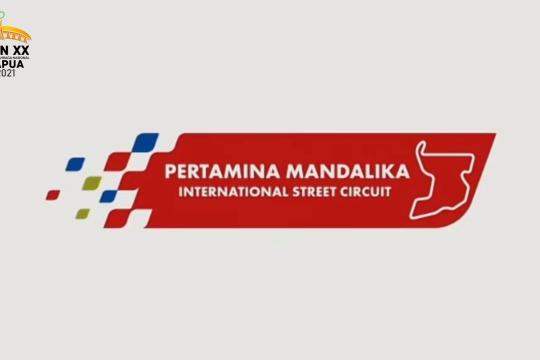 Nama baru Sirkuit Mandalika telah diluncurkan