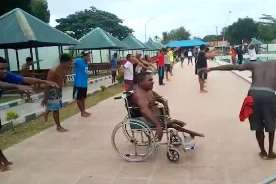 Papua targetkan juara umum Peparanas XVI