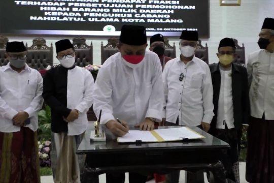 Pertama kalinya, Pemkot Malang lepaskan aset untuk PCNU