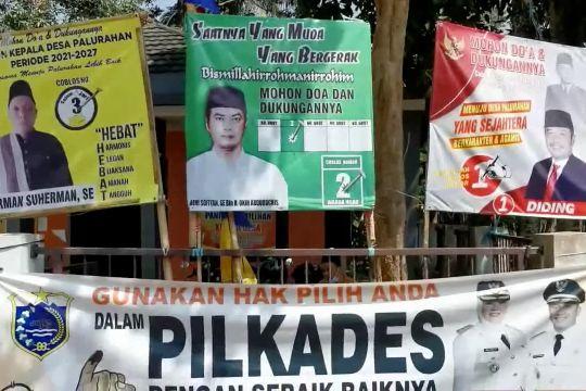 Polda Banten kerahkan 4.189 personel amankan Pilkades Pandeglang