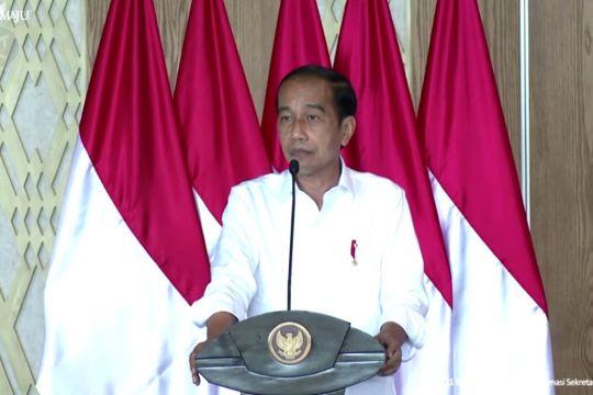 Presiden tegaskan tidak akan selamatkan lagi BUMN yang 'sakit'