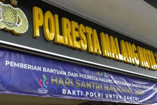 Kapolresta Malang Kota dorong santri jadi penggerak prokes COVID-19