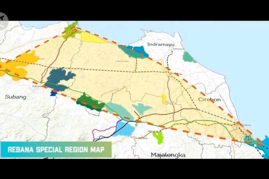 Ridwan Kamil proyeksikan kawasan Rebana ciptakan 5 juta loker