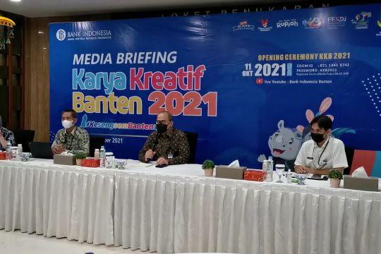 BI Banten akan gelar produk UMKM di Karya Kreatif Banten