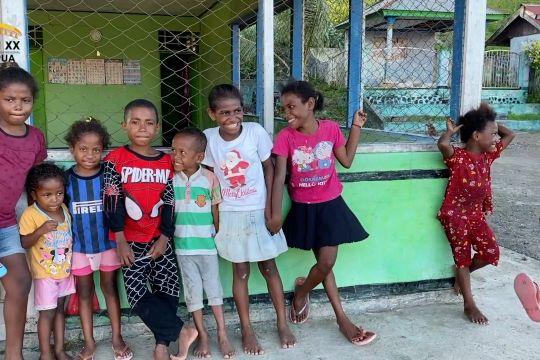Kampung Kameyakha tularkan energi positif dari kearifan lokal