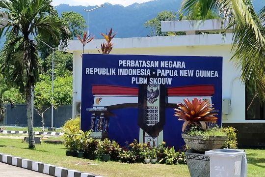 Menelisik Pos perbatasan RI – Papua Nugini