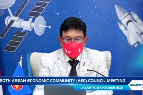 Menkominfo sampaikan transformasi digital Indonesia di forum ASEAN