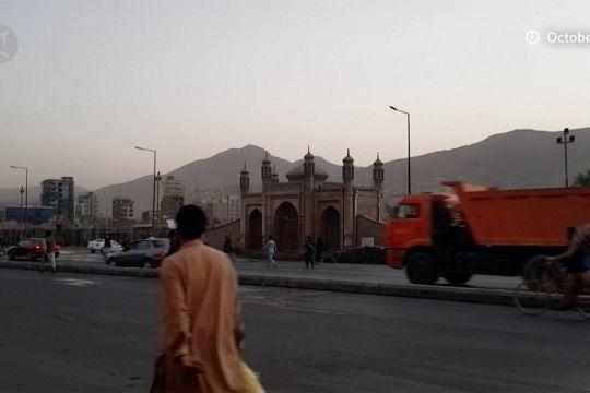 Puluhan orang tewas dalam serangan masjid di Afghanistan