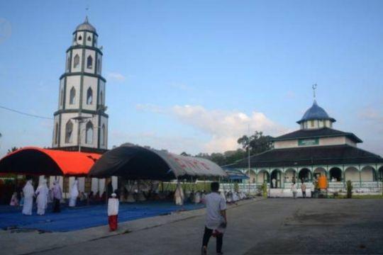 Menilik masjid tertua di Kalimantan Utara