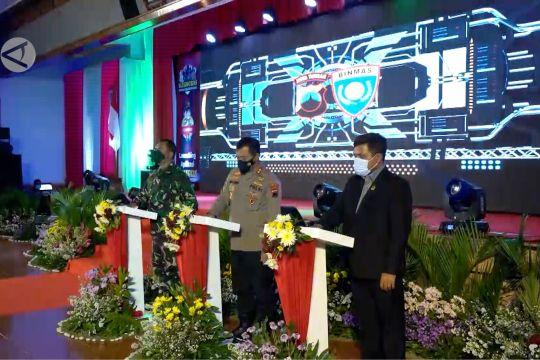 Polda Jateng luncurkan aplikasi Sitangkas