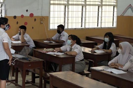 Terapkan PTM, sekolah di Medan perlu rutin tes COVID-19