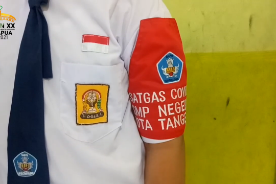 Kemdikbud apresiasi Satgas COVID-19 kelas di Kota Tangerang