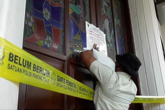 Satpol PP Kota Semarang segel dua restoran pelanggar prokes