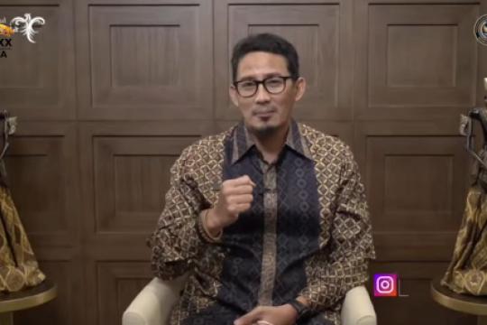 Sandi Uno: Jadikan batik bagian dari gaya hidup