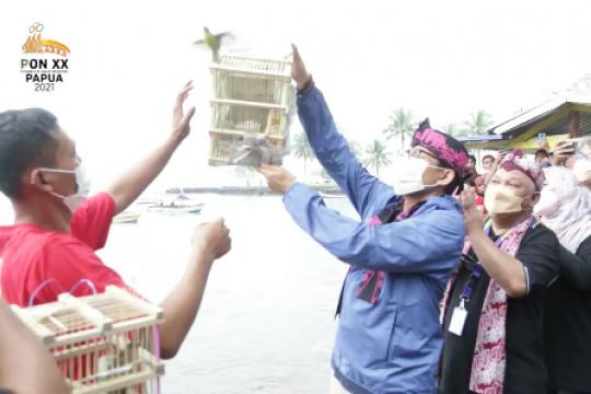 Masuk 50 desa wisata terbaik, Sandi Uno kunjungi Pandeglang