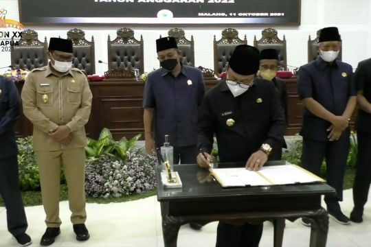 Target PAD kota Malang 2022 diturunkan hampir Rp300 miliar