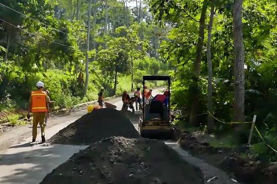 Temanggung alokasikan Rp37 miliar untuk perlebar jalan