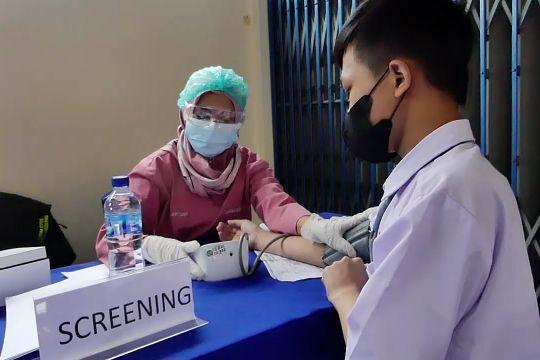 Temanggung kejar target vaksinasi COVID-19 bagi pelajar