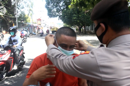 Jelang STQ nasional, Satgas Ternate perketat pengawasan prokes