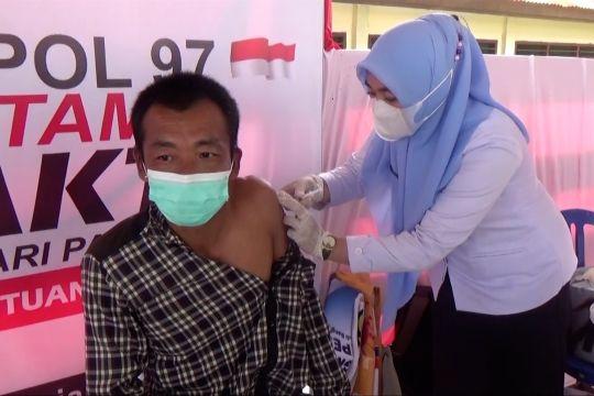 Vaksinasi COVID-19 di Sulawesi Tenggara capai 32,53%