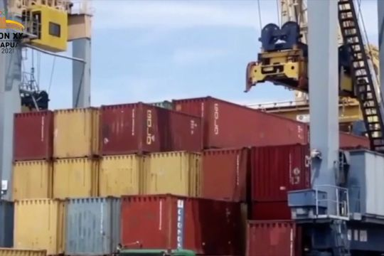 Wamendag: Neraca perdagangan Agustus surplus 19,18 miliar dolar AS