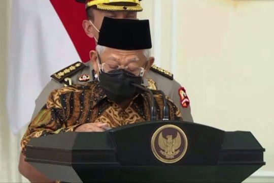 Wapres Ma'ruf: Indonesia berpeluang pimpin ekonomi syariah dunia
