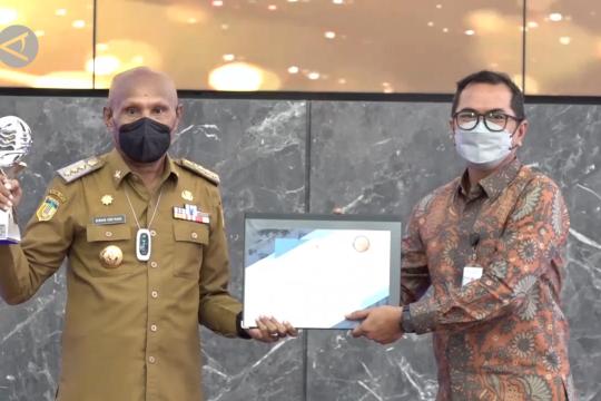 Pemprov Papua dan 17 kabupaten/kota kembali raih WTP