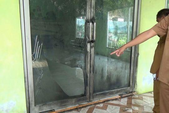 Kantor desa di Kabupaten Deli Serdang dilempar bom molotov