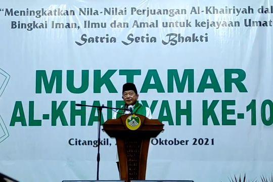 Menteri PPN buka Muktamar ke-10 Al-Khairiyah di Cilegon