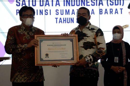 Mewujudkan Nagari jadi basis Satu Data Indonesia di Sumbar