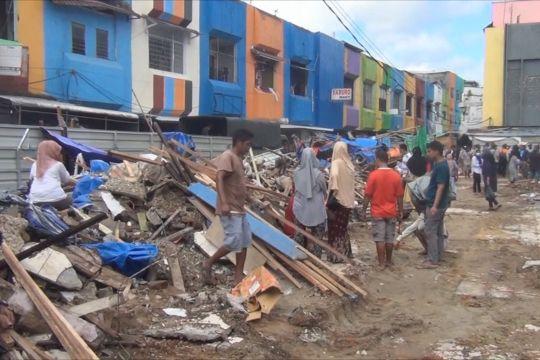 Pembangunan Pasar Mardika Ambon masuk tahap lelang
