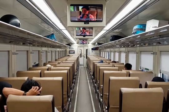 PT KAI kembali izinkan anak di bawah 12 tahun naik kereta