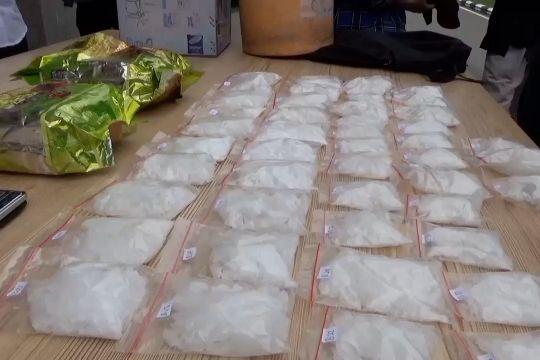 BNNP Sulteng ungkap 19 Laporan Kejadian Narkotika
