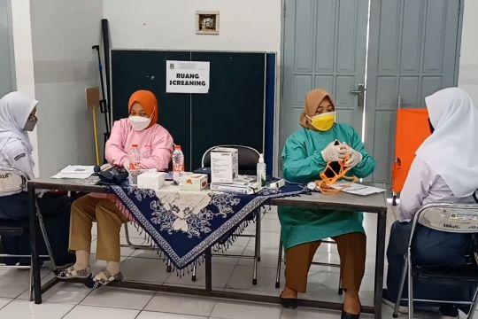 BIN tuntaskan vaksinasi pelajar di Kota Cilegon
