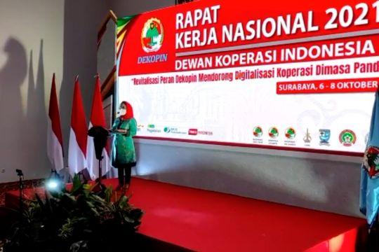 Dewan Koperasi Indonesia rumuskan ekosistem digital