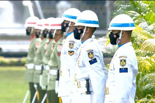 HUT ke-76, TNI diminta terus bantu penanganan pandemi