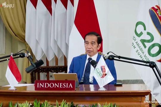 Ini misi Indonesia dalam pimpin G20