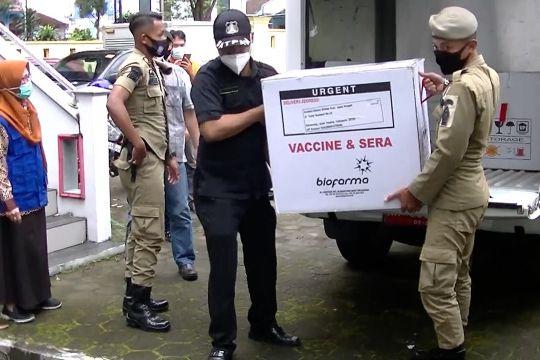 Kemenkes gelontorkan 230 ribu vaksin untuk Temanggung