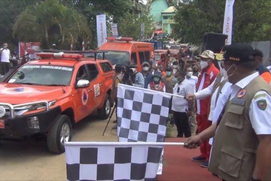 Kepala BNPB lepas Gerakan Mobil Masker di Ambon