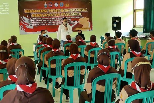 KPAI Temanggung edukasi perilaku anti perundungan pada siswa
