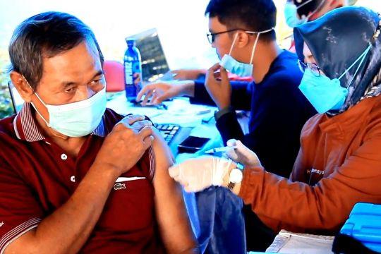 KSOP Cirebon gelar vaksinasi tahap 2 bagi nelayan