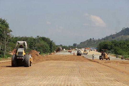 Pembayaran lahan tol ruas Padang-Sicinci telah disejutui Rp155 Miliar
