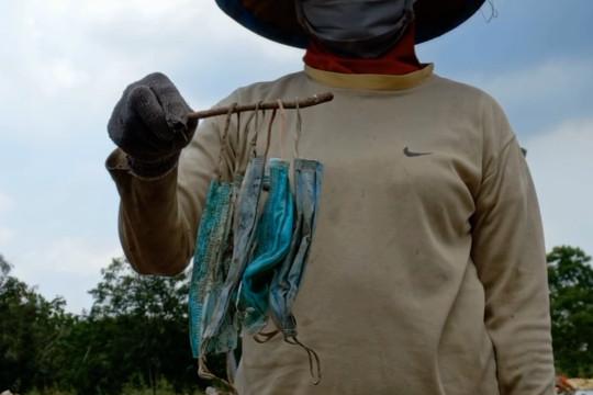Pemkab Madiun berupaya tangani limbah masker