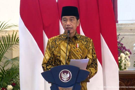 Presiden sebut ekonomi syariah RI terus tumbuh