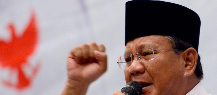 Gerindra: Prabowo sudah kantongi tiket koalisi untuk Pilpres