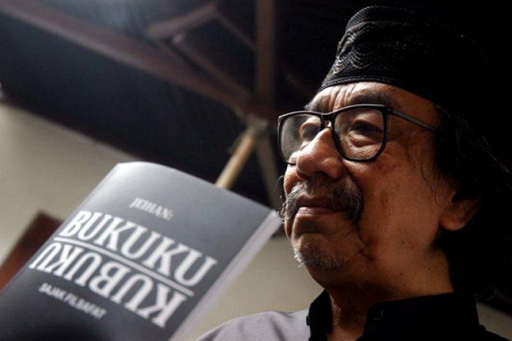 Sakit, maestro lukis Jeihan Sukmantoro tutup usia