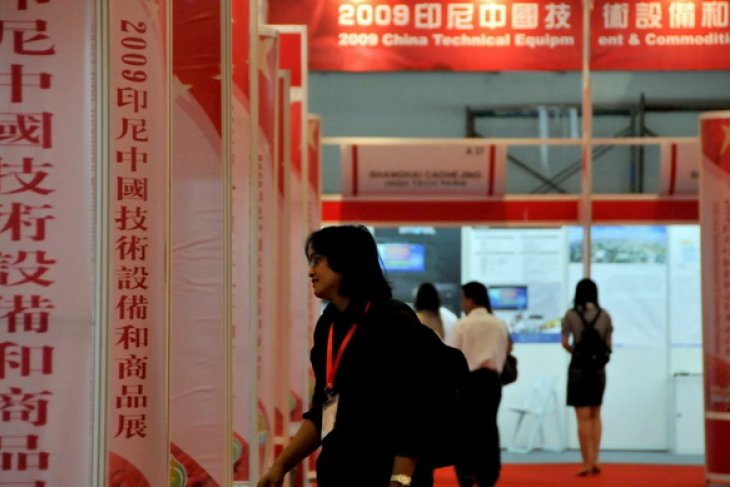 One thousand Chinese companies operate in Indonesia